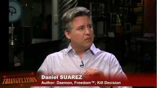 Daniel Suarez on Triangulation on the TWiT Network