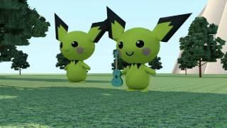 iCarly Parody as Pokemon episode 25