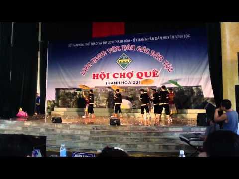 Hát múa : Xuống Núi- TTVH Huyện Mường Lát