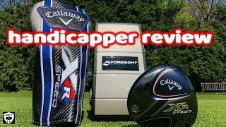 NEW CALLAWAY XR SPEED DRIVER REVIEWED BY HANDICAP GOLFER