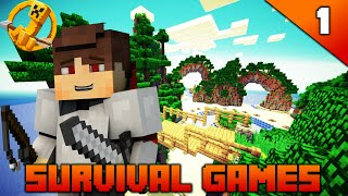 Minecraft: Survival Games Episode 1: Death Match!