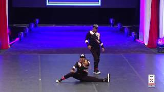 Team Mexico [Hip Hop Doubles] - 2015 ICU World Cheerleading Championships