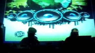 Jah Works A.K.A Jah Rej Forte @México Dub Tour 2o11♥
