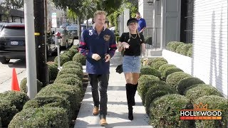 Miley Cyrus and Cody Simpson are Two Peas in a Pod