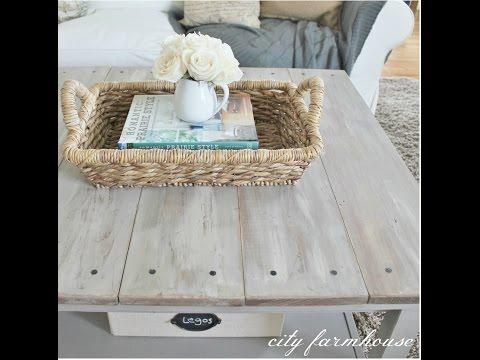 Reclaimed Wood Table IKEA