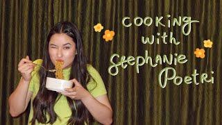 #CookingWith Stephanie Poetri | Mi Goreng Challenge