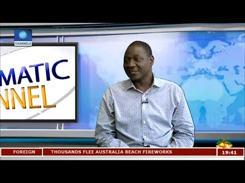 Focus On Politics In Liberia Pt 1 | Diplomatic Channel |