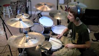 O.A.R. - Love and Memories drum cover