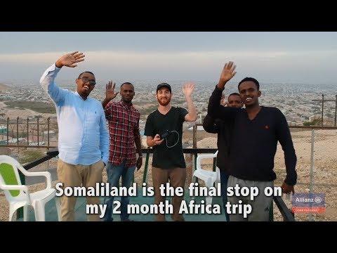 Somaliland Africa Tour (Local Flavor w/ Drew Binsky Video Series)