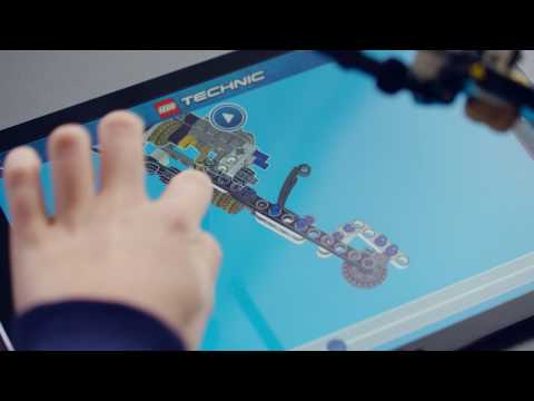 Digital Building Instructions App - LEGO Technic - How to