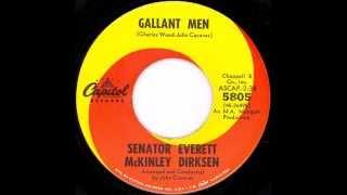 Everett McKinley Dirksen - Gallant Men