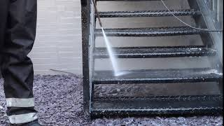 Step and staircase cleaning by Premier Clean Cotswolds Ltd - 0800 058 8282