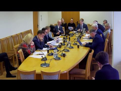 2019-02-13 Švietimo ir mokslo komiteto posėdis