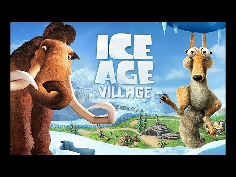 SAIU!! ICE AGE VILLAGE INFINITO (ERA DO GELO) - Mateus Androids