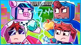 hardest minecraft scavenger hunt ever...totally... Minecraft ep. 15