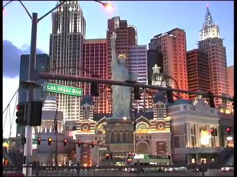Las Vegas Strip - Nevada, USA