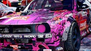 Drift Nissan S14 Predator LSX 376 6.2 700HP 800Nm Karolina Pilarczyk DMP Słomczyn