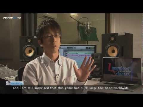 Langrisser 20th Anniversary Noriyuki Iwadare Interview