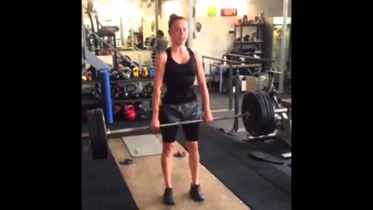 Daisy ridley working out great butt shots - 3 part 9