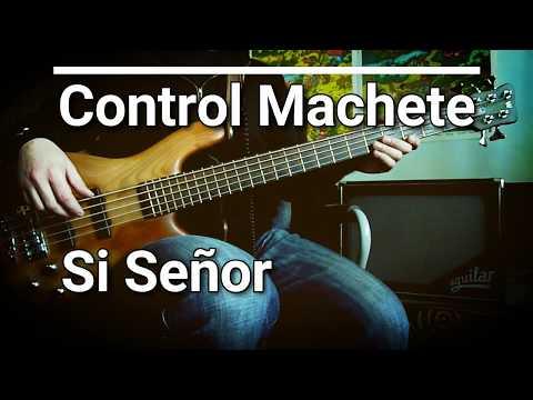 Control Machete - Si Señor [TABS] bass cover 🎸