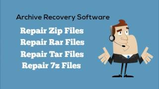 How to Repair Corrupt Archive Files | SysInfoTools Archive Recovery Tool