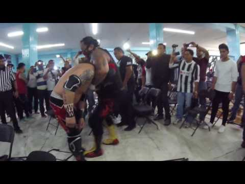 Pirata Morgan vs Wotan | Innova Aztec Power | 18-12-16