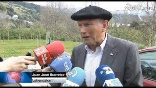 Numerosas personalidades despiden a Iñaki Azkuna en el tanatorio
