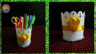 Waste Plastic Container Craft | Best Out Of Waste Plastic Container Craft Idea