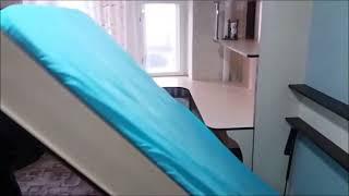 как сделать откидную кровать самому