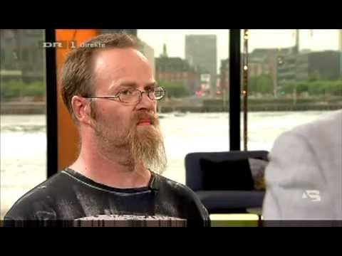 Robert Nielsen i Aftenshowet med Joakim B. Olsen