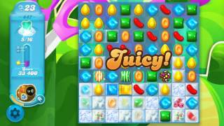 Candy Crush Soda Saga Level 447 No Boosters