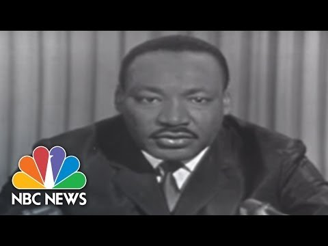Martin Luther King, Jr. On NBC