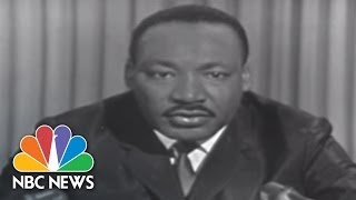Martin Luther King, Jr. On NBC's Meet the Press (1965) | Archives | NBC News thumbnail