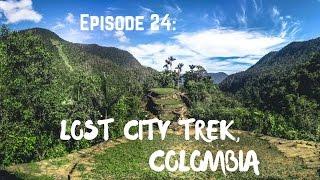 Lost City Trek (Ciudad Perdida), Colombia