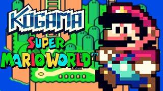 Kogama - Super Mario World