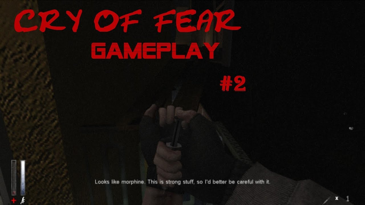 Cry Of Fear Gameplay 2 Drugs A Gun Game Free Download In