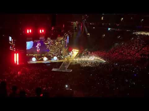 Taylor Swift Reputation Tour Sydney
