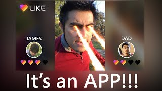 Make Vids Like Ours with LIKE-App  |  sponsored