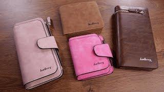 Кошельки Baellerry с AliExpress - лучший бумажник или ширпотреб?