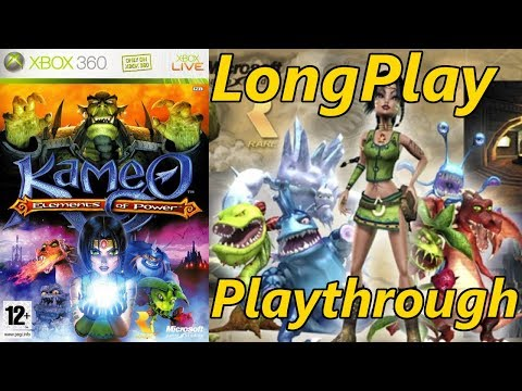 Kameo: Elements Of Power - Longplay Full Game Walkthrough (No Commentary)