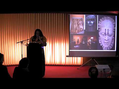 "Futur 3: ""Intersecting Trajectories: Women's Art in Nigeria"" mit Peju Layiwola"