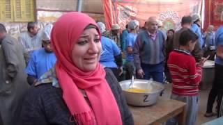 زواد .. اول مطبخ متنقل في مصر يطوف  قري الشرقية لتقديم الوجبات الساختة للايتام والارامل