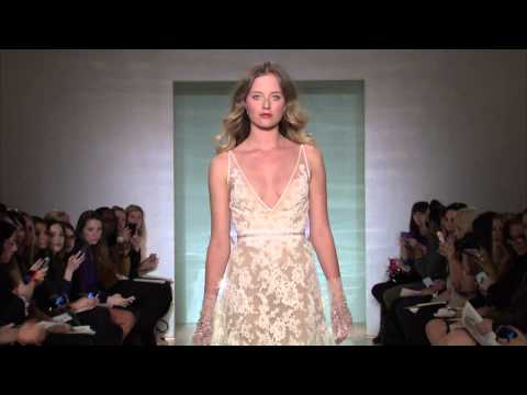Défilé Reem Acra Printemps/Eté 2015 : New York Fashion Week