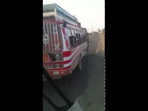 Lahore Shakar Garh Narowal Bus