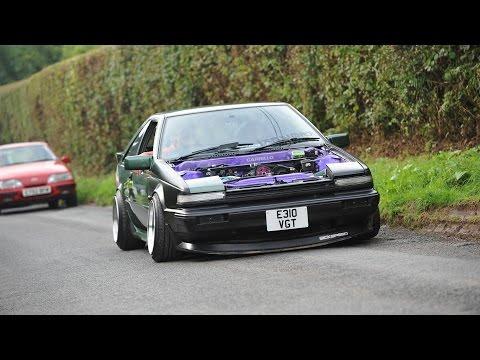 Nissan Silvia Gazelle S12 180ZX 200SX Pictures Slideshow Compilation Tribute