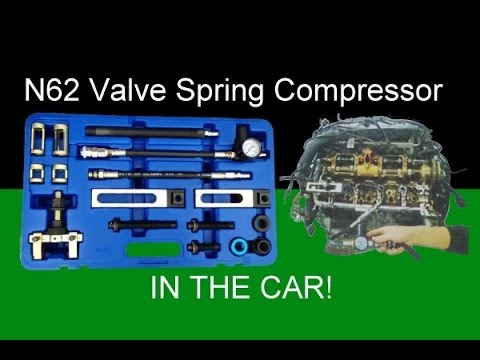 GT-02N62UNIV BMW N62 Compact Valve Spring Compressor