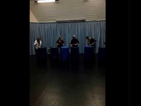 Percussions urbaines conservatoire de Gagny