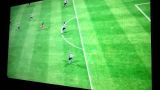 FIFA 15 Goal Creation Centre