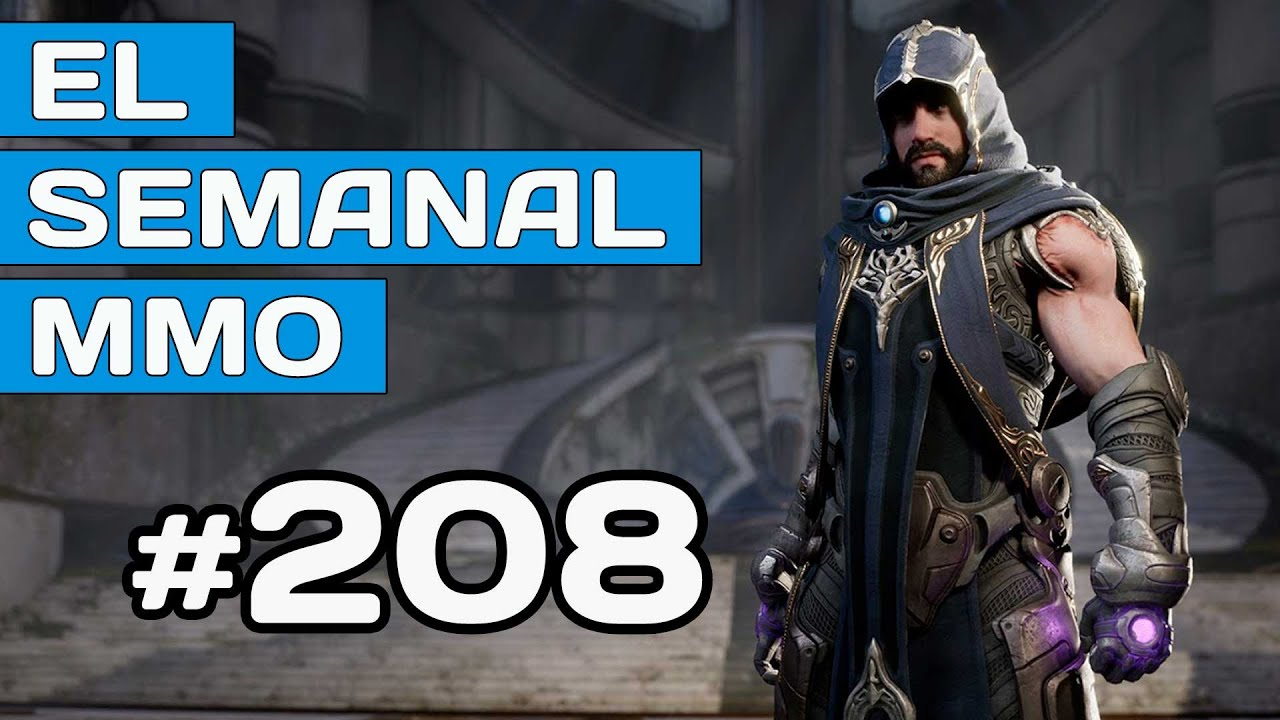 El Semanal MMO 208 - Paragon sucesores - Magic Legends ¿P2W?- Adiós Fortnite StW 😭