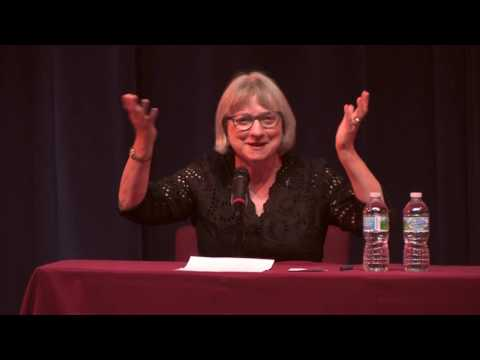 11th Annual Palm Beach Poetry Festival: Molly Peacock Craft Talk